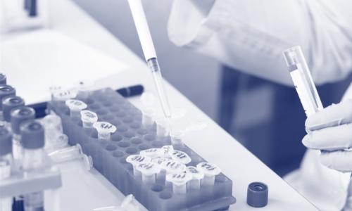 Laboratory blue